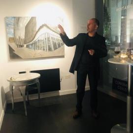 Meet the Artist Luke M Walker