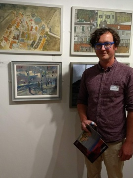 MEET THE ARTIST: Andrew Farmer and Post Impressionism