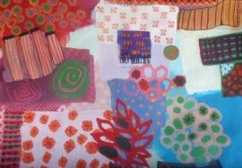 Gouache artwork